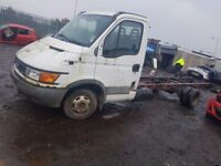 IVECO 2.8 D 35 CDI 2003 REG FOR BREAKING ONLY