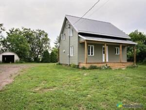 169 000$ - Maison 2 étages à vendre à Ste-Croix