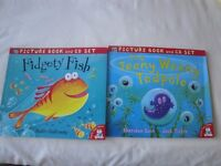 Little Tiger Press books & CD sets