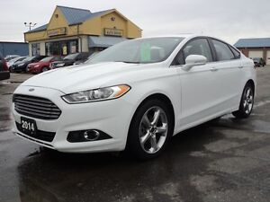 2014 Ford Fusion SE Power Moonroof