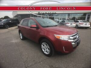 2014 Ford Edge VERY WELL MAINTAINED, SUPER CLEAN!
