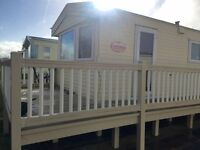 CHEAP 2 BEDROOM STATIC CARAVAN FOR SALE SEA VIEWS PET FRIENDLY AT CRIMDON DENE nt WHITLEY BAY