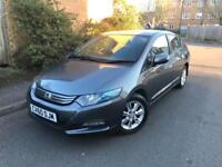 2010/60 HONDA INSIGHT 1.3 SE AUTO HYBRID FSH LOW MILEAGE