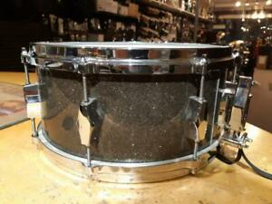 Caisse claire Vaughn Craft Maple Steam Bent Solid Snare Drum Shell with Fibes Lugs - used-usagé