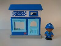 Chad Valley Police Station Playset Toy - CAN DELIVER