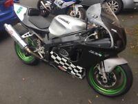 Zx7r trackday bike