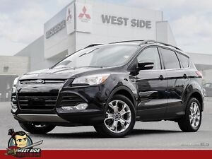 2013 Ford Escape SEL-Navigation-Satellite Radio-Turbo Charged En