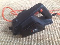 Black and Decker Electric Power Planer BD710 Excellent Condition