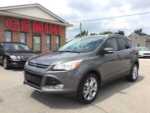 2014 Ford Escape Titanium 4x4 Navi Leather Remote Start