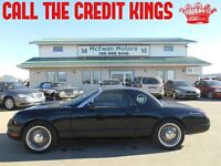 2002 Ford Thunderbird Removable Top''WE FINANCE EVERYONE''