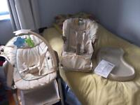 Hauck sit and relax 2 in 1 high chair