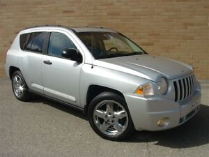 2008 Jeep Compass Limited 4X4. Only 168000 Km! Loaded!