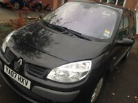 Renault Grand Scenic Mot 01/18 7 seater leather automatic, start/stop button, one cart key