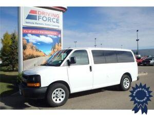 2014 Chevrolet Express Passenger LS - Seats 8 - 97,790 KMs, 5.3L