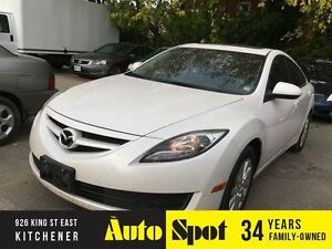 2013 Mazda MAZDA6 GS/POWER MOONROOF/PRICED FOR A QUICK SALE