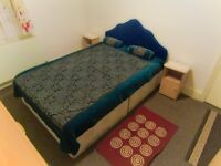 Flat share in 2 double bedroom flat single or couple