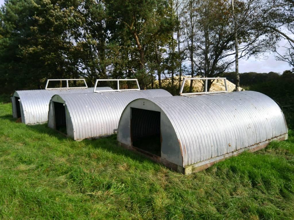 Large pig arks.