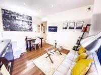 Modern 1 Bed Flat - NO AGENCY FEES Cardiff bay, Bills, Internet, Furnished, c/w Cleaner