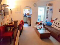 lovely 3 bedroom house in Dover, private garden, 5 mins to station