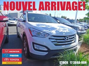 2015 Hyundai Santa Fe Sport GARANTIE GLOBAL+BLUETOOTH+SIEGES CHA