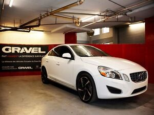 2012 Volvo S60 T6 AWD MAGS CUIR A/C CRUISE