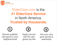 Looking for something positive - Elder Care Provider Wanted