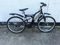 Mountain bike full suspension ** i can deliver **