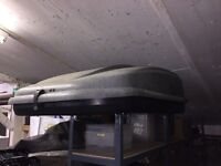 GeV Torino lockable roof box