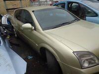 BREAKING --- Vauxhall Signum Elegance CDTi 1.9L Diesel Manual 120BHP ---2004