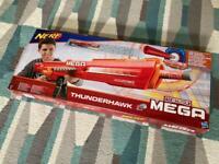 Nerf Gun Thunderhawk N-Strike Mega New