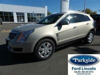 2012 Cadillac SRX Luxury Crossover with Pano moon & Premium leat