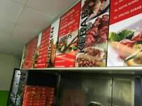 FASTFOOD BUSINESS/shop/TO LET/near Manchester