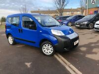 2010 FIAT QUBO 1.4 PETROL-LOW MIL.-FULL SERVICE HISTORY-COMES WITH FULL YEAR MOT+3 MONTHS WARRANTY