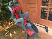 Childs Bike Seat in Very Good Condition £30