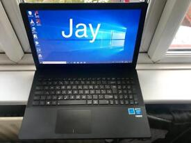 Fast 4GB Asus HD Laptop Massive 500GB,Window10,Microsoft office,Ready to use