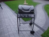 Two Burner Gas BBQ