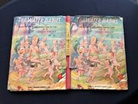 *THE WATER BABIES CHILDRENS BOOK 1950's* CHARMING EARLY READER SERIES NO 27 BY CHARLES KINGSLEY