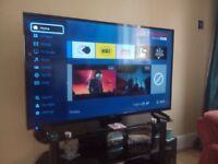 Sharp Aqueos Smart Tv 50inch