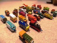 Chuggington Chuggers Train Toys (Die-Cast) Bundle