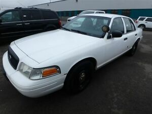 2011 Ford Crown Victoria Police Interceptor, Full Garantie