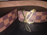 Louis vutton belt