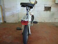 1971 Mobylette Motobecane. Moby X