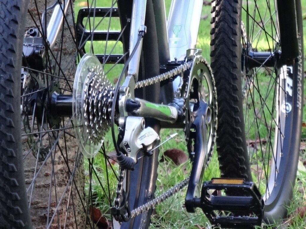 Trek MTB  Hardtail Upgraded  Aluminium lightweight  Excellent  Hardly Used   26