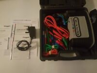 Megger MFT 1730 Multifunctional Tester complete with 7 months calibration