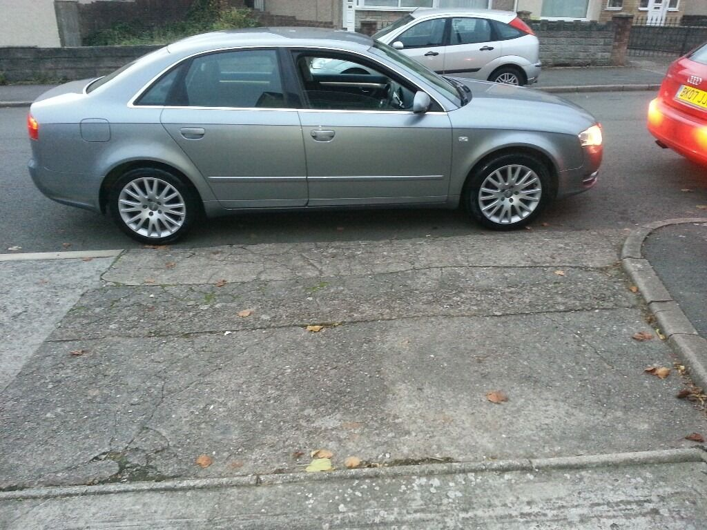 audi a4 2 0 tdi 140 bhp in rumney cardiff gumtree. Black Bedroom Furniture Sets. Home Design Ideas