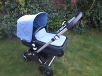 Bugaboo Cameleon 3 Ice Blue in Excellent Condition