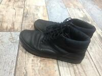 Timberland shoes black