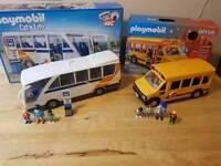 Playmobil School Buses
