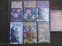 Blackadder and Mr Bean videos