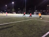 6 a Side League Team - Looking for a Goalkeeper